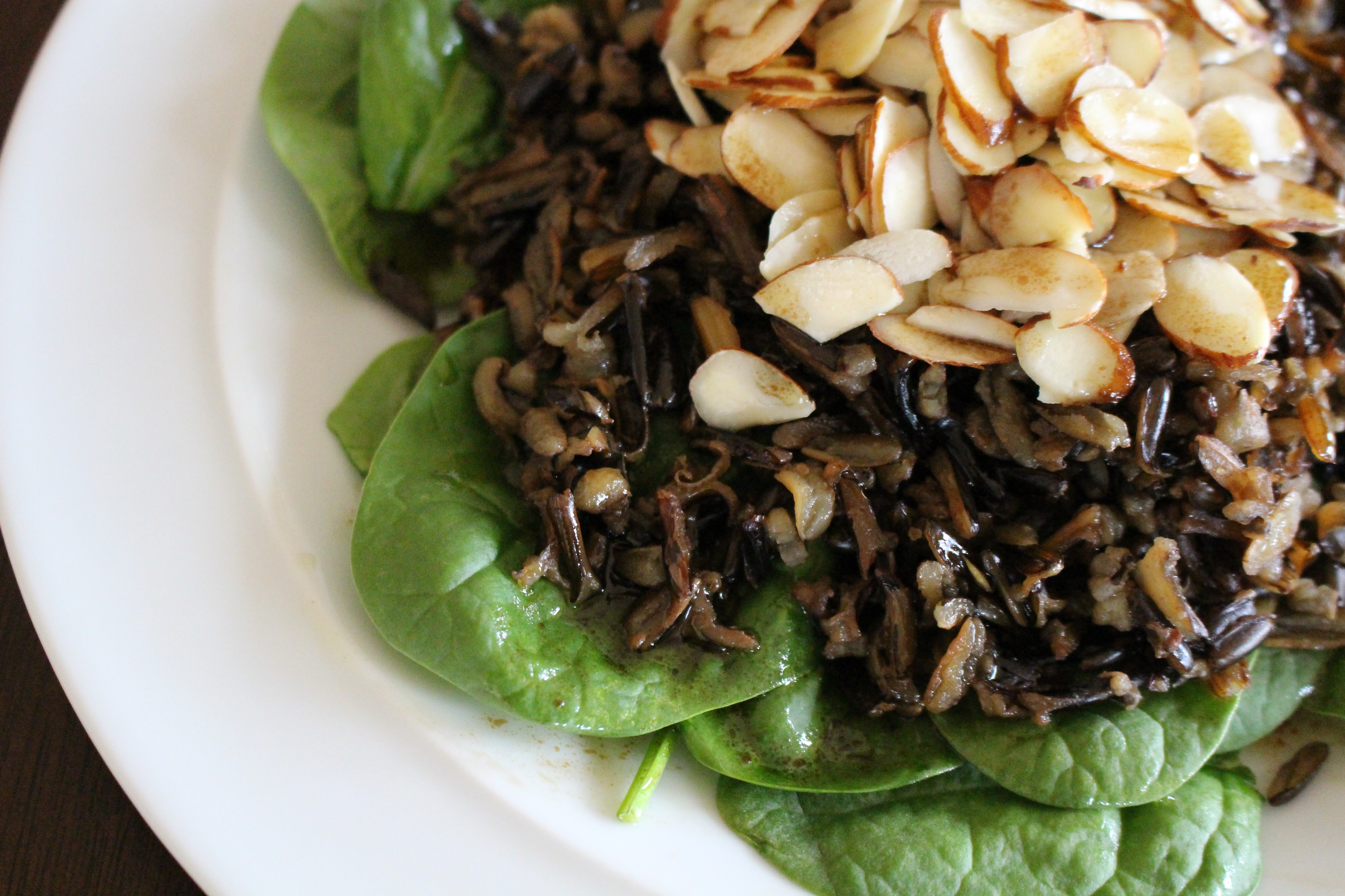 Wild Rice Cranberry Salad Whole Foods